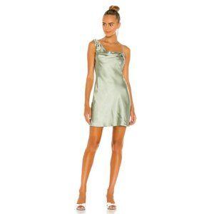 NWT Misha Collection Chandra Dress in Sage